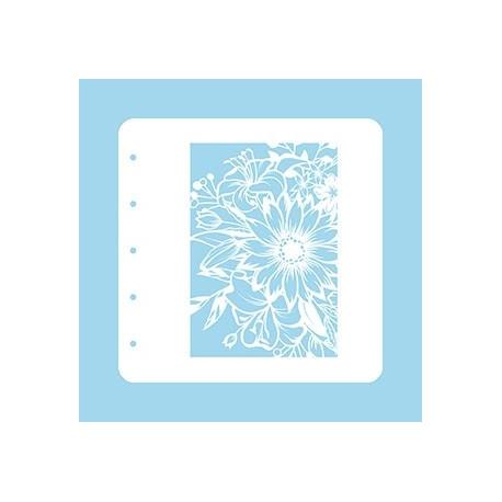 Šablona Květiny 1 (Nellie´s Choice)