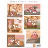 Papír A4 Animals Autumn (MD)
