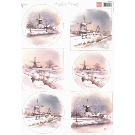 Papír A4 Windmills (MD)