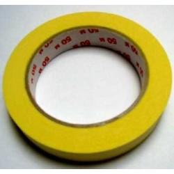 Maskovací páska krepová - 19mm/50m