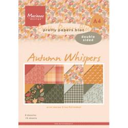 Sada papírů A4 Autumn Whispers (MD)