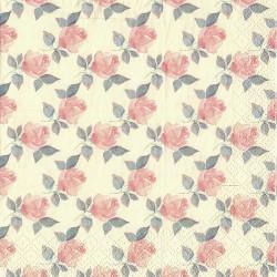 Jemné růžičky 33x33