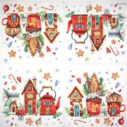 Kouzelné Vánoce 33x33