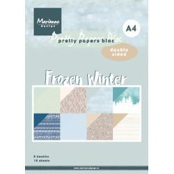 Sada papírů A4 Frozen Winter (MD)