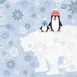 Tučňáci 33x33