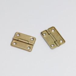 Pant 32x23 světlé matné zlato