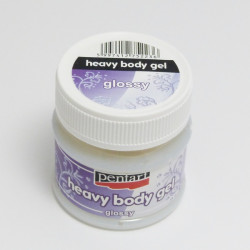 Heavy body gel 50ml (Pentart)