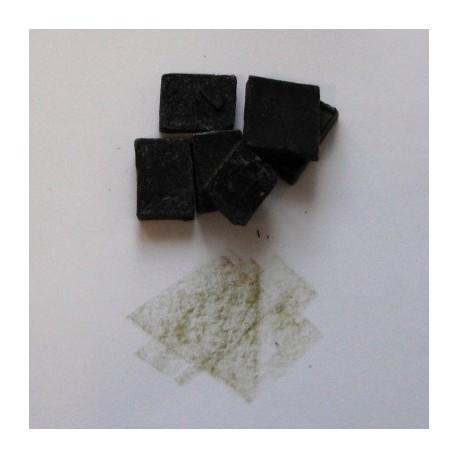 Barva do mýdla a vosků - zeleň střední