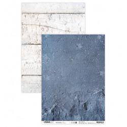 Scrap.papír oboustranný A4 Winter Charm, nr.334 (SL)