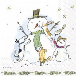 Sněhulák a přátelé 33x33