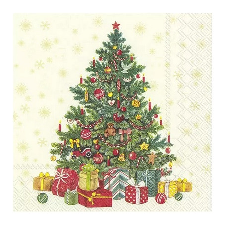 Vánoční strom 33x33