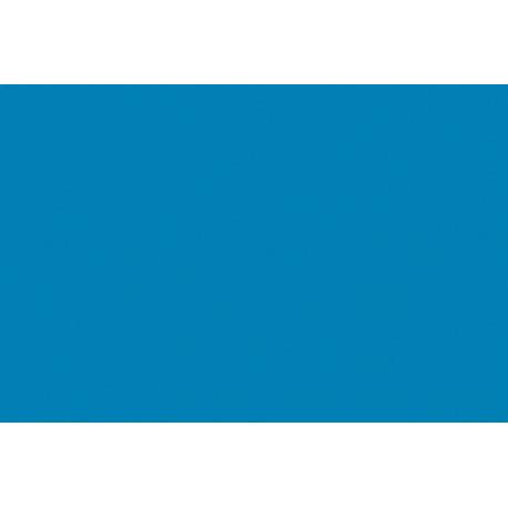Barevný papír 130g A4 - středně modrá (F)