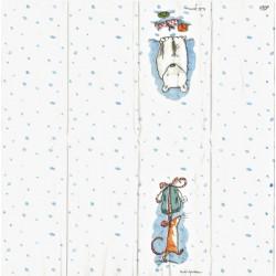 Kapesníček Ledové Vánoce
