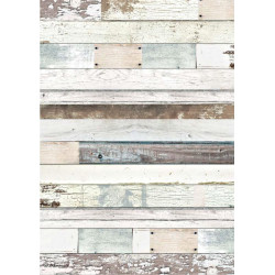 Papír rýžový A4 Přírodní dřevo