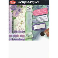 Designo Papier- Set 25 listů A4, 240g/m2 (F)