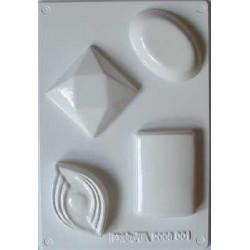 Forma na mýdla - klasické motivy
