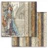 Lady Vagabond, tulačka 30,5x30,5 scrapbook