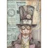 Papír rýžový A4 Sir Vagabond, portrét