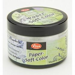 Paper Soft Color 75ml - měchově světle zelená (F)