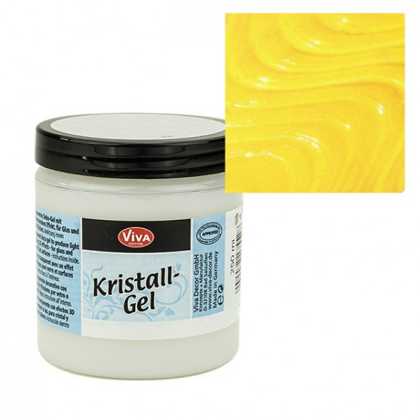 Kristall Gel 250ml - turmalín (F)