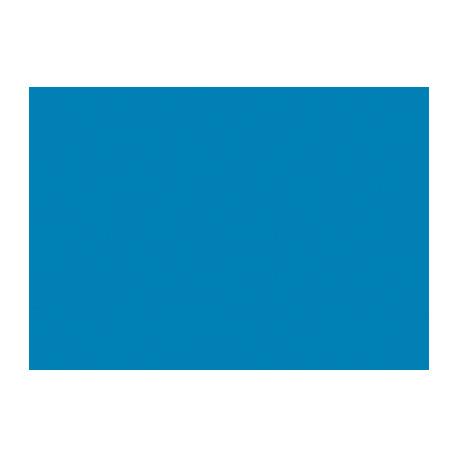 Fotokarton 300g A4 - středně modrá (F)
