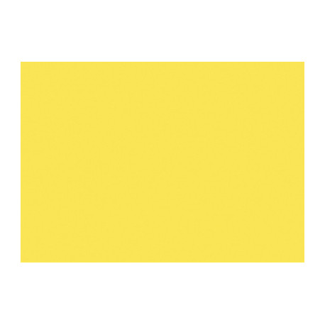 Fotokarton 300g A4 - citronově žlutá (F)