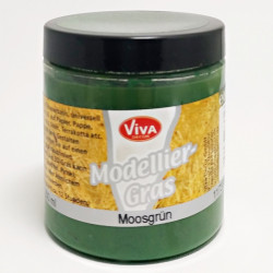Modelovací tráva - mechově zelená 250ml (F)