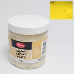 Papírová pasta Citronově žlutá 250ml (F)