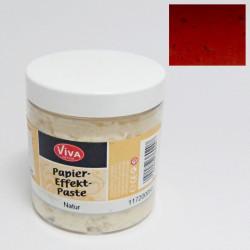 Papírová pasta Červená 250ml (F)