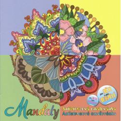 Omalovánky Mandaly (antistresové)