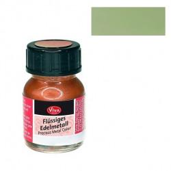 Edelmetall - Tekutý kov Světle zelený 25ml (F)