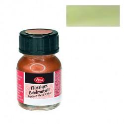 Edelmetall - Tekutý kov Pistáciový 25ml (F)