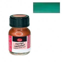 Edelmetall - Tekutý kov Zelený 25ml (F)