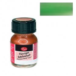 Edelmetall - Tekutý kov Zlatozelený 25ml (F)