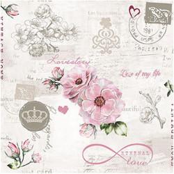 Věčná láska 33x33
