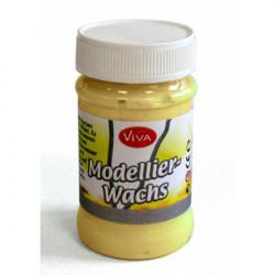 Modelovací vosk Světle žlutý 90ml (F)