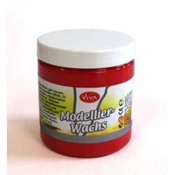 Modelovací vosk Purpurově červený 250ml (F)