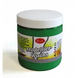 Modelovací vosk Tmavě zelený 250ml (F)