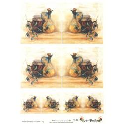 Papír A4 Olivový olej