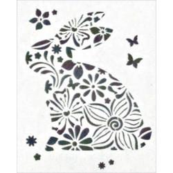 Šablona - Zajíček (F)