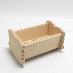 Dřevěná kolébka malá