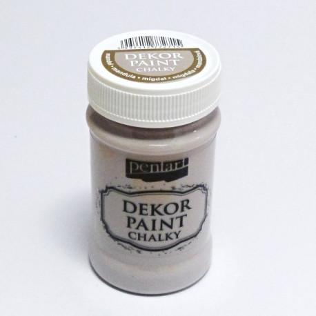 Dekor Paint Soft 100ml mandlová (Pentart)