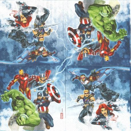 Avengers 33x33