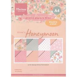 Sada papírů A4 Eline's Honeymoon (MD)