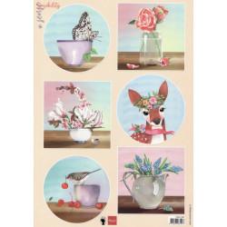 Papír A4 Sensibility Deer (MD)