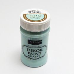 Dekor Paint Chalky 100ml patinová zelená (Pentart)