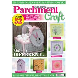Parchment Craft 2021/3,4 - časopis