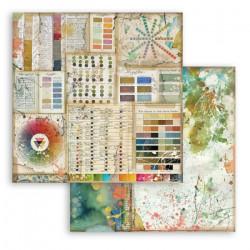 Atelier, paleta barev 30,5x30,5 scrapbook