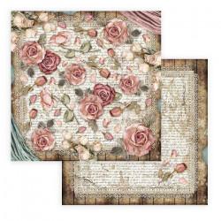 Passion, růže 30,5x30,5 scrapbook