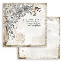 Journal, květy 30,5x30,5 scrapbook